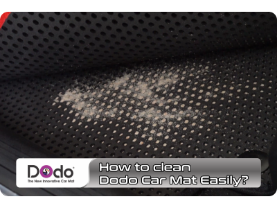 How to Clean Dodo Car Mat Easy Way?