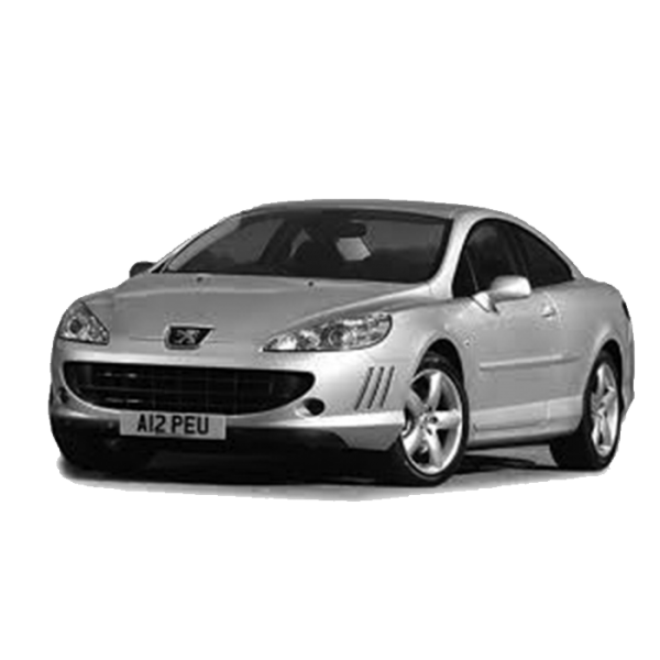 Peugeot 407 Coupe / 2004 - 2010