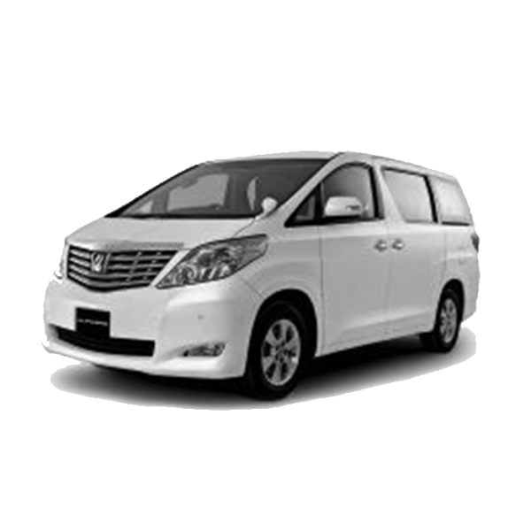Toyota Alphard 7 Seater / 2008 - 2015 / ANH20